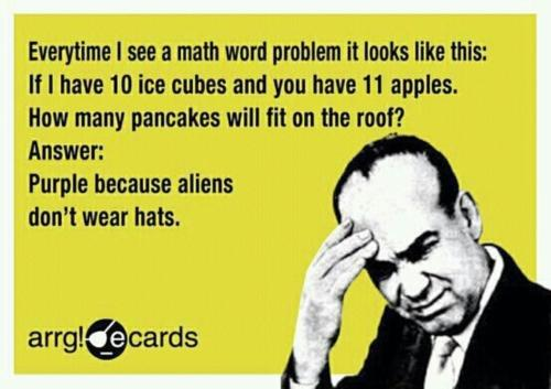 Not A Math Brain!