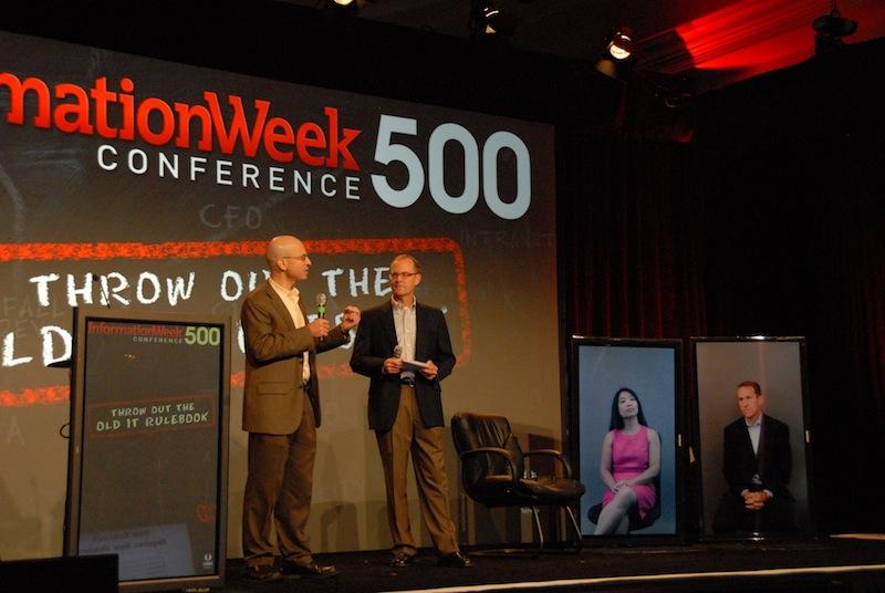 Jonathan Feldman - InformationWeek 500