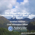 The Cloud Whisperer: A Presentation At Cloud Connect 2015